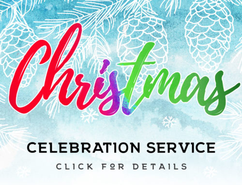 Christmas Celebration Service Graphics