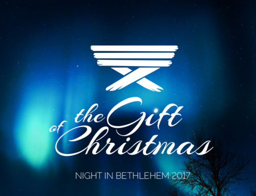 Night in Bethlehem 2017 Graphic