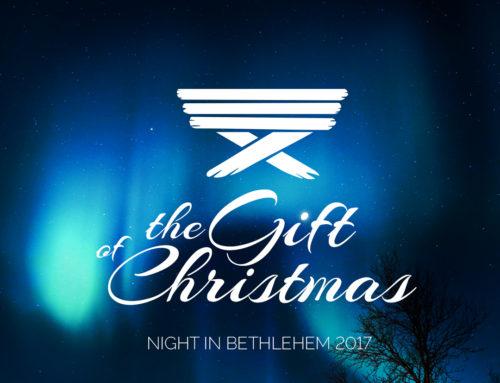 Night in Bethlehem 2017 Graphic